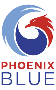 Phoenix Blue Logo